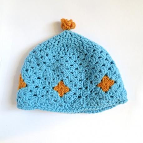 "Bonnet ""joyeux hiver"""