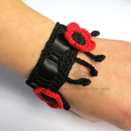 Bracelet Gothique Champêtre