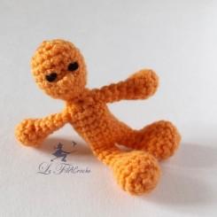 Le petit bonhomme en laine