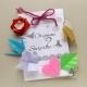 Pochette de pliages origami surprise