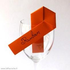 marque places origami pour mariage et repas festifs autour de la table. Black Bedroom Furniture Sets. Home Design Ideas
