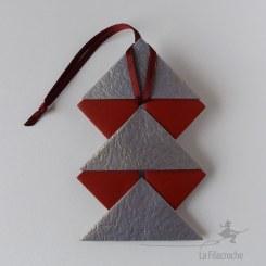 Bijou de maison en origami