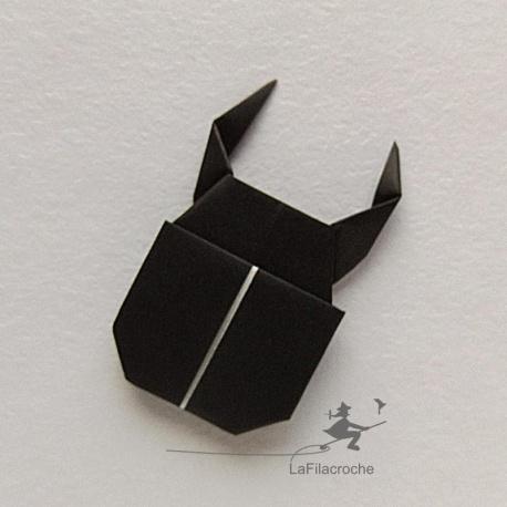 Lucane en origami