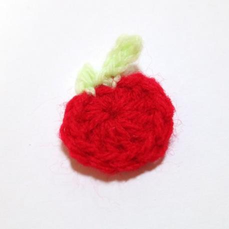 5 Appliqués: Pomme
