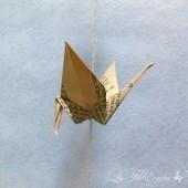 Guirlandes en origami