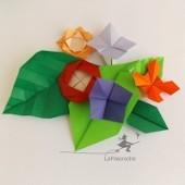 Pliages en origami